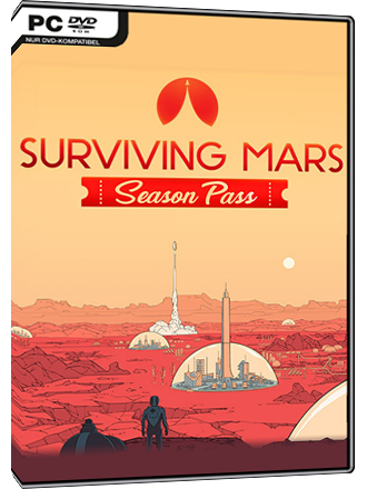 Surviving Mars - Season Pass Screenshot