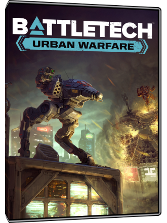 Battletech - Urban Warfare (DLC) Screenshot