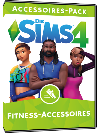 The Sims 4 - Fitness Stuff (DLC) Screenshot