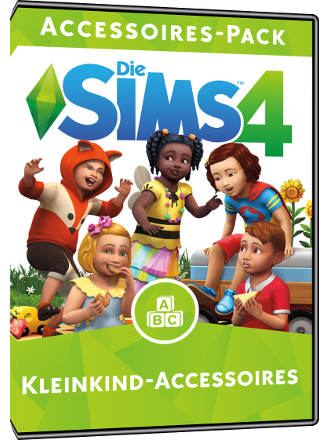 The Sims 4 - Toddler Stuff (DLC) Screenshot