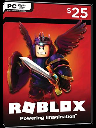 Roblox Gamecard USD 25
