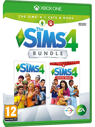 The Sims 4 - Cats and Dogs Bundle (Xbox One Download Code) Screenshot
