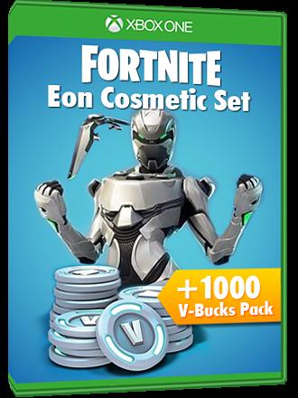 Fortnite Eon Set 1000 V Bucks Pack Xbox One Mmoga