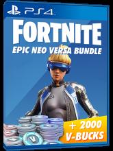 Fortnite Epic Neo Versa Bundle 500 V Bucks Ps4 Mmoga
