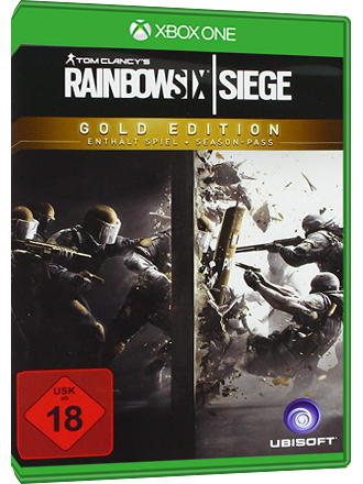 Rainbow Six Siege - Gold Edition (Xbox One Download Code) Screenshot