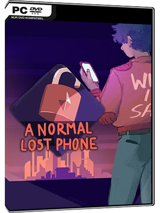 A Normal Lost Phone Screenshot