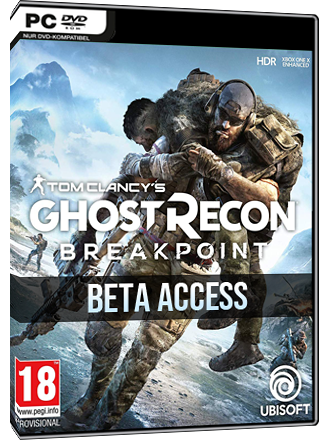 Ghost Recon Breakpoint - BETA Access Key