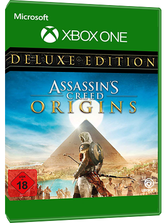 Assassin's Creed Origins Xbox One Deluxe Edition - MMOGA