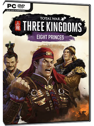 Total War Three Kingdoms - Eight Princes (DLC) Screenshot