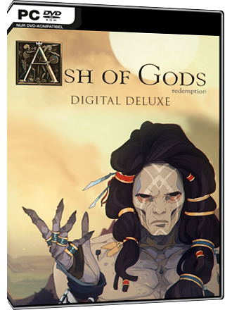 Ash of Gods Redemption - Digital Deluxe Edition Screenshot