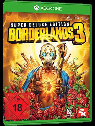 Borderlands 3 - Super Deluxe Edition (Xbox One Download Code)