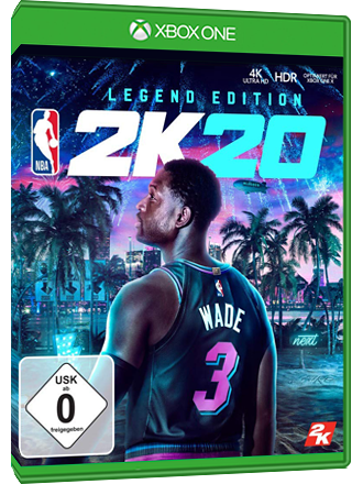 NBA 2K20 - Legend Edition (Xbox One Download Code) Screenshot