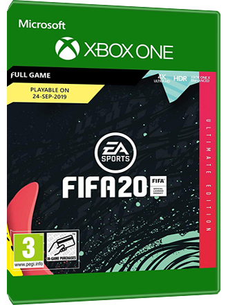 FIFA 20 - Ultimate Edition (Xbox One Download Code) Screenshot
