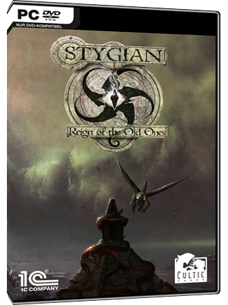 Stygian - Reign of the Old Ones Screenshot