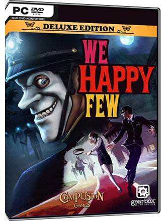 We Happy Few - Digital Deluxe Edition Screenshot