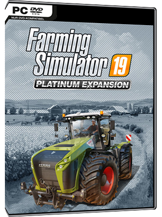 Farming Simulator 19 - Platinum Expansion (DLC) Screenshot
