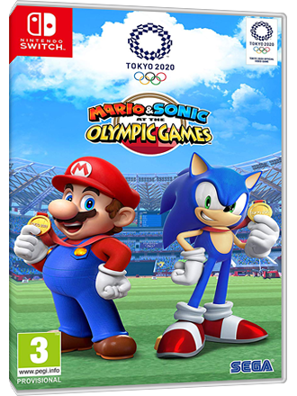 Nintendo Switch Games 2020.Mario Sonic At The Olympic Games Toyko 2020 Nintendo Switch Download Code
