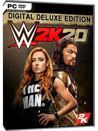 WWE 2K20 - Digital Deluxe Edition Screenshot
