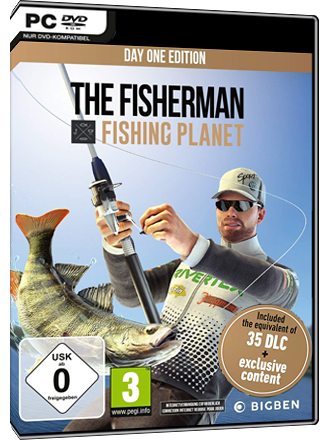 The Fisherman - Fishing Planet (Day One Edition) Screenshot