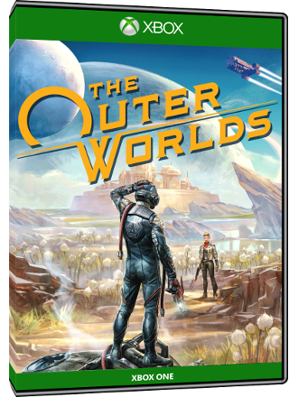 The Outer Worlds - Xbox One Download Code Screenshot
