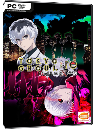 TOKYO GHOUL:re [CALL to EXIST] Screenshot
