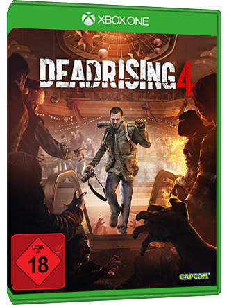 Dead Rising 4 - Xbox One Download Code Screenshot