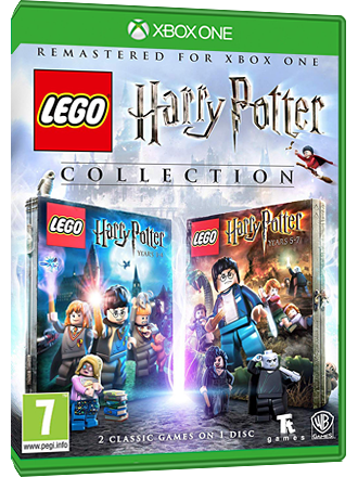 LEGO Harry Potter Collection - Xbox One Download Code Screenshot