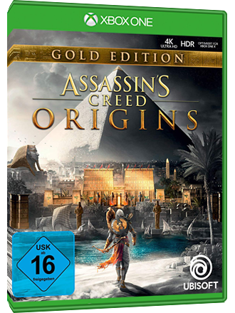 Assassin S Creed Origins Xbox One Gold Edition Mmoga