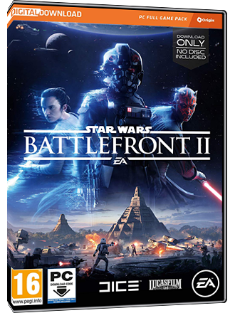 Star Wars Battlefront 2 - EN FR ES Key (English, French, Spanish) Screenshot