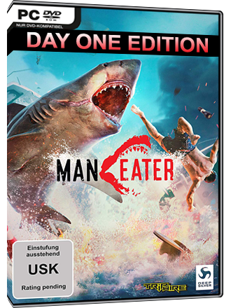 ManEater - Day One Edition (Epic Games Store Key) Screenshot