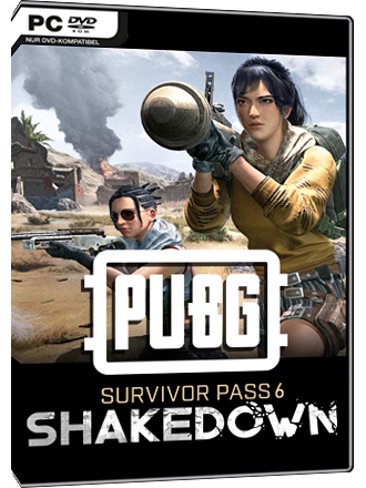 Buy Pubg Survivor Pass 6 Shakedown Season Vi Dlc Mmoga