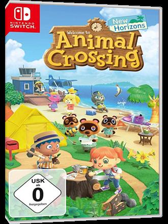 Animal Crossing New Horizons - Nintendo Switch Download Code