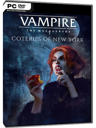 Vampire The Masquerade - Coteries of New York Screenshot