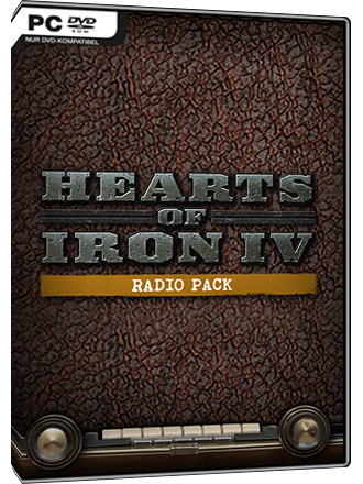 Hearts of Iron IV - Radio Pack (DLC) Screenshot