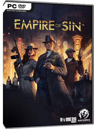 Empire of Sin Screenshot