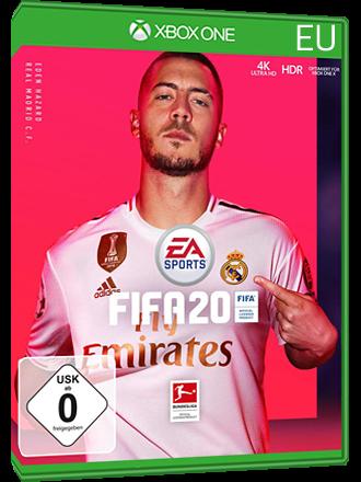 Buy FIFA 20 Xbox One EU Key, FIFA2020 Xbox1 - MMOGA