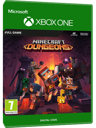 Minecraft Dungeons - Xbox One Download Code Screenshot