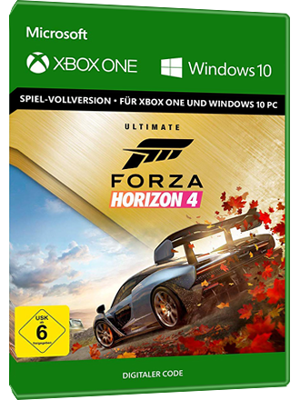 Forza Horizon 4 - Ultimate Edition (Xbox One / Windows 10) - EU Key Screenshot