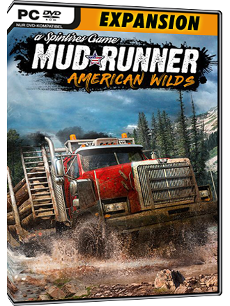 Spintires MudRunner - American Wilds Expansion (DLC) Screenshot