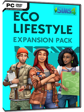 The Sims 4 - Eco Lifestyle (DLC) Screenshot