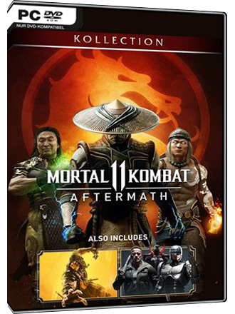 Buy Mortal Kombat 11 Aftermath Kollection Mk11 Collection Steam