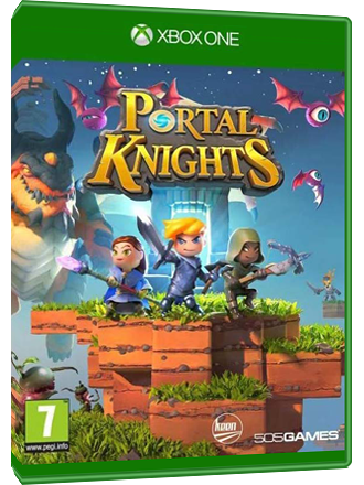Portal Knights - Xbox One Download Code [EU Key] Screenshot