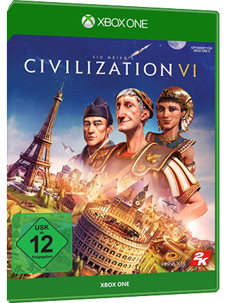 Civilization VI - Xbox One Download Code [EU Key] Screenshot