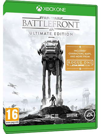Star Wars Battlefront - Ultimate Edition (Xbox One Download Code) - EU Key Screenshot