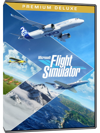 Microsoft Flight Simulator - Premium Deluxe Edition (Windows 10 Key) Screenshot