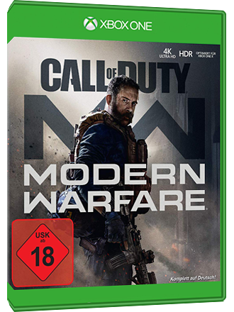 Call of Duty Modern Warfare [2019] - Xbox One Download Code (US Key)