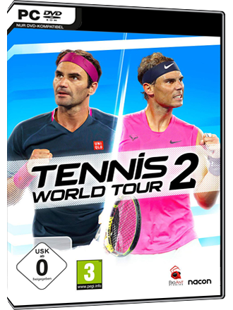 Tennis World Tour 2 Screenshot