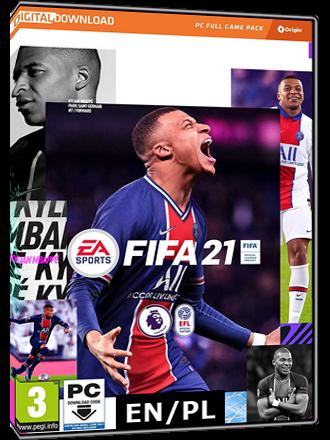 FIFA 21 [EN/PL] - PC