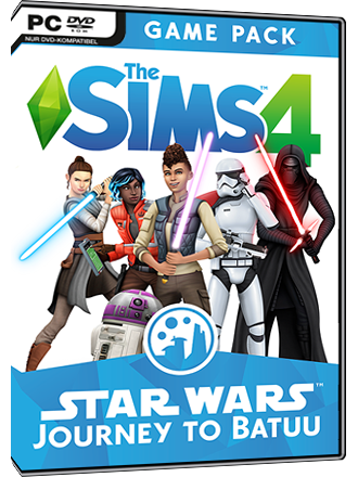 The Sims 4 - Journey to Batuu (DLC) Screenshot