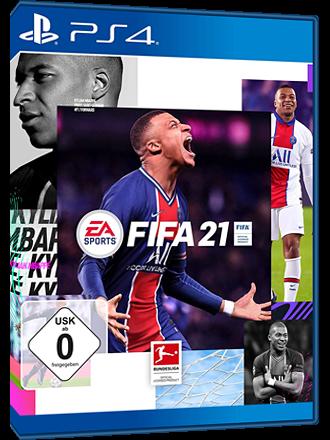 FIFA 21 - PS4 / PS5 Download Code [EU Key]